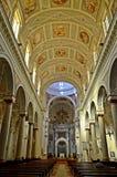 Μέσα στο σισιλιάνο καθεδρικό ναό στο Παλέρμο Στοκ Φωτογραφίες