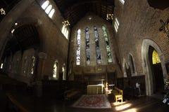 Μέσα του καθεδρικού ναού Περθ, δυτική Αυστραλία/Αυστραλία του ST George ` s Στοκ εικόνες με δικαίωμα ελεύθερης χρήσης