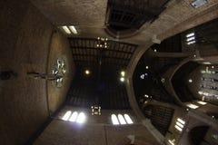 Μέσα του καθεδρικού ναού Περθ, δυτική Αυστραλία/Αυστραλία του ST George ` s Στοκ φωτογραφία με δικαίωμα ελεύθερης χρήσης