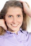 Μέση γυναίκα ηλικίας Στοκ εικόνες με δικαίωμα ελεύθερης χρήσης