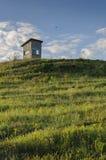 μέσος περίπατος σημείου περγκολών παρατήρησης του ανατολικού Gabriel Ισραήλ Ιερουσαλήμ sherover Στοκ φωτογραφίες με δικαίωμα ελεύθερης χρήσης