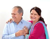 Μέσο ηλικίας ζεύγος στοκ εικόνα με δικαίωμα ελεύθερης χρήσης