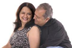 Μέσο ηλικίας ζεύγος στοκ εικόνα