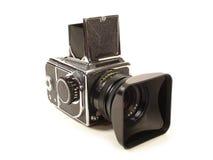 μέσο μορφής φωτογραφικών μ&e Στοκ Εικόνες