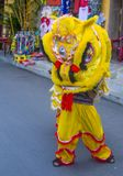 Μέσο φθινόπωρο festiaval σε Hoi Στοκ φωτογραφία με δικαίωμα ελεύθερης χρήσης