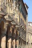 Μέσω του SAN Francesco στην Πάδοβα, Βένετο, Ιταλία Στοκ φωτογραφία με δικαίωμα ελεύθερης χρήσης