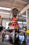 Μέταλλο έτοιμο για την ανακύκλωση Στοκ Εικόνες