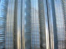 μέταλλο ανασκόπησης Στοκ φωτογραφία με δικαίωμα ελεύθερης χρήσης
