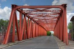 μέταλλο γεφυρών παλαιό Στοκ εικόνα με δικαίωμα ελεύθερης χρήσης