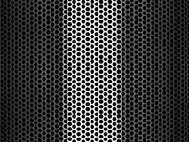 μέταλλο δικτύου ανασκόπησης που διαπερνιέται Στοκ εικόνα με δικαίωμα ελεύθερης χρήσης