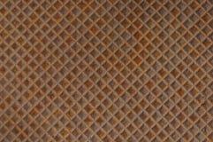 μέταλλο κάλυψης που οξ&upsilo Στοκ Φωτογραφίες