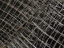 Μέταλλο καθαρό Στοκ φωτογραφία με δικαίωμα ελεύθερης χρήσης