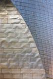 μέταλλο καμπυλών Στοκ Εικόνες