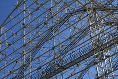 μέταλλο κατασκευής Στοκ φωτογραφία με δικαίωμα ελεύθερης χρήσης