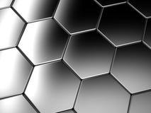 μέταλλο κυττάρων Στοκ Εικόνες