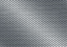 μέταλλο πλέγματος ανασκό Στοκ Φωτογραφίες