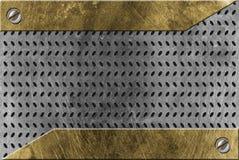 μέταλλο πλαισίων Στοκ Εικόνες