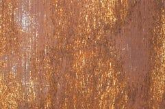 μέταλλο που οξυδώνεται Στοκ Εικόνα