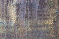 μέταλλο που οξυδώνεται Στοκ φωτογραφίες με δικαίωμα ελεύθερης χρήσης