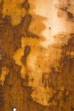 μέταλλο σκουριασμένο στοκ φωτογραφία