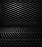 μέταλλο τρυπών που τρυπιέτ Στοκ Εικόνες
