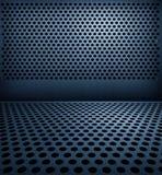 μέταλλο τρυπών που τρυπιέτ Στοκ Εικόνα