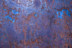 μέταλλο 17 ανασκόπησης που οξυδώνεται Στοκ Εικόνες