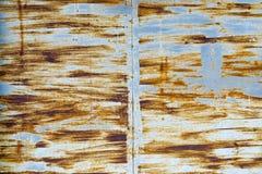 Μέταλλο σκουριάς Στοκ εικόνες με δικαίωμα ελεύθερης χρήσης