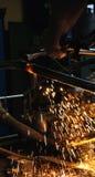 Μέταλλο συγκόλλησης οξυγονοκολλητών Στοκ Φωτογραφίες