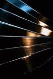 Μέταλλο Abcstract Στοκ εικόνες με δικαίωμα ελεύθερης χρήσης