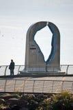 Μέτρηση της θάλασσας Galilee Στοκ φωτογραφία με δικαίωμα ελεύθερης χρήσης