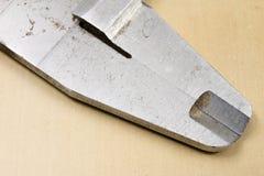 Μέτρηση των εργαλείων στο εργαστήριο Παχυμετρικός διαβήτης για την εργασία κλειδαράδων για το α Στοκ φωτογραφία με δικαίωμα ελεύθερης χρήσης