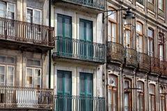 Μέτωπα σπιτιών στοκ εικόνες