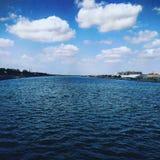 μέτωπο ποταμών Στοκ φωτογραφίες με δικαίωμα ελεύθερης χρήσης