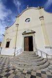 Μέτωπο της εκκλησίας Annunciation της ευλογημένης Virgin μΑ Στοκ φωτογραφίες με δικαίωμα ελεύθερης χρήσης