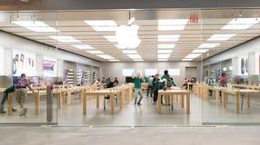Μέτωπο της Apple Store Στοκ Φωτογραφίες