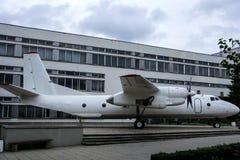 Μέτωπο των αεροσκαφών στοκ φωτογραφία με δικαίωμα ελεύθερης χρήσης