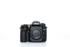 Μέτωπο Nikon D7500 Στοκ Εικόνα