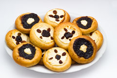 Ψημένες πίτες Στοκ φωτογραφίες με δικαίωμα ελεύθερης χρήσης