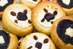 Ψημένες πίτες Στοκ Φωτογραφία