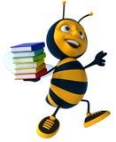 Μέλισσα διασκέδασης ελεύθερη απεικόνιση δικαιώματος
