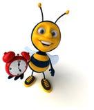 Μέλισσα διασκέδασης διανυσματική απεικόνιση