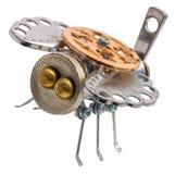 Μέλισσα Steampunk Στοκ φωτογραφίες με δικαίωμα ελεύθερης χρήσης