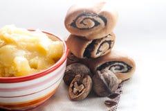Μέλι στην κουζίνα Στοκ φωτογραφία με δικαίωμα ελεύθερης χρήσης