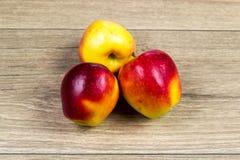 Μήλα ως διατροφή βιταμινών Στοκ Φωτογραφίες