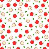 μήλο άνευ ραφής Στοκ φωτογραφία με δικαίωμα ελεύθερης χρήσης