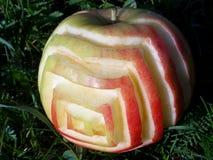 μήλο διακοσμητικό Στοκ εικόνα με δικαίωμα ελεύθερης χρήσης