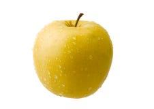 μήλο κίτρινο Στοκ Φωτογραφίες