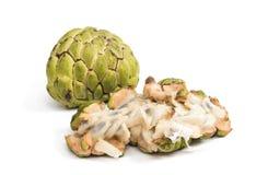 Μήλο κρέμας της Apple ζάχαρης Annona Στοκ Εικόνες