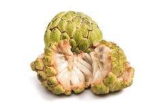 Μήλο κρέμας της Apple ζάχαρης Annona Στοκ εικόνες με δικαίωμα ελεύθερης χρήσης